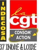 Logo indecosa cgt 37
